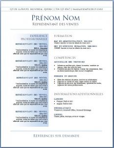 Exemple de CV #446