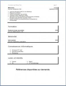 Exemple_de_cv_modele_simple_pour_etudiant_758_page2