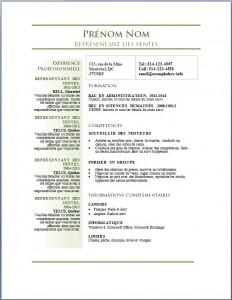 Exemple de curriculum vitae #680