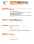 Resume format modele de cv gratuit a telecharger open office - Telecharger writer open office gratuit ...