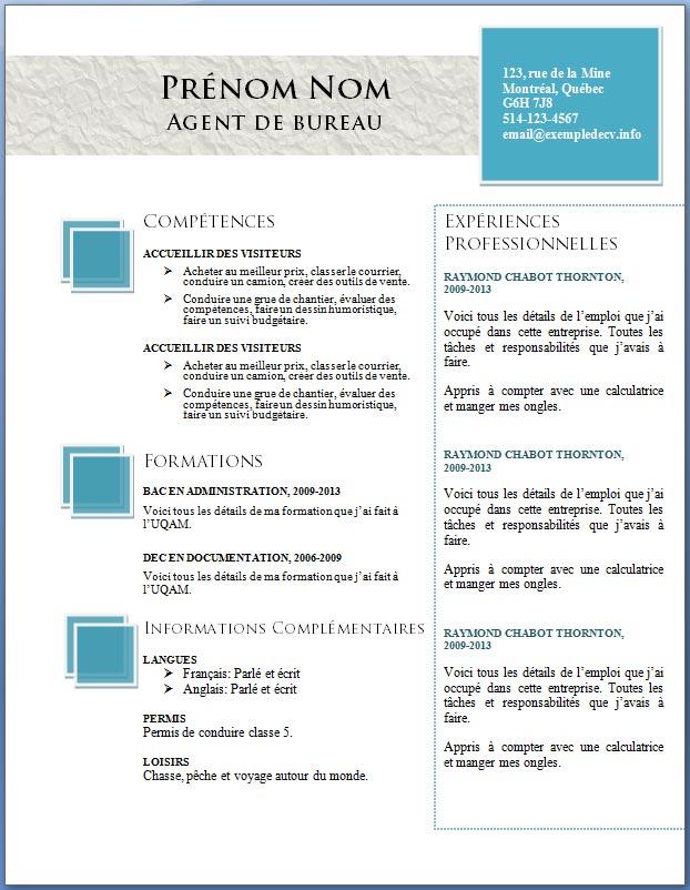 cv word gatuit  u2013 exemple de cv  info