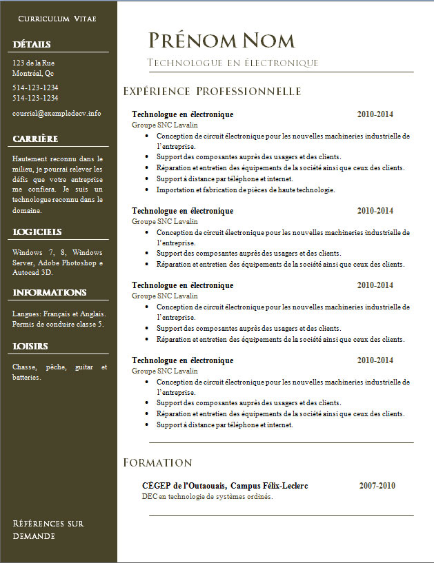 Modèles De Cv #832 à 838  Exemple De Cv Info. Curriculum Vitae Funcional Gratis. Cover Letter Templates To Download. Lebenslauf Englisch Sprachniveau. Cover Letter Of Customer Service. Cover Letter Template Sample. Cover Letter For Human Resources Benefits Specialist. Resume Generator. Letter Format Ncert