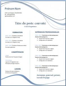 Exemple de CV #22