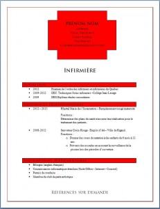 Exemple de CV #628