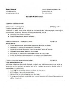 exemple_de_cv_nutritionniste_page1