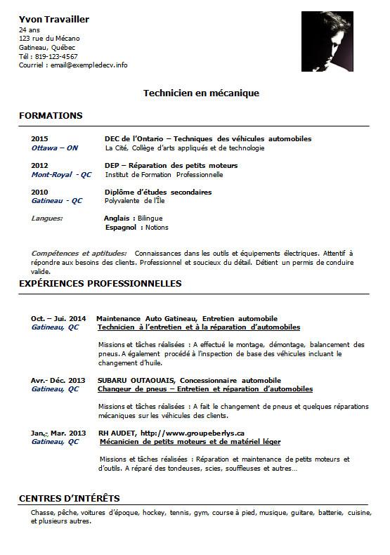cv_mecanicien_mecanique_technicien_automobiles_petits_moteurs_curriculum_vitae